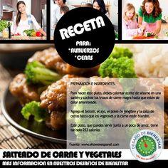 100% BIENESTAR =: ¿Estás buscando una rica y fácil receta para almor...