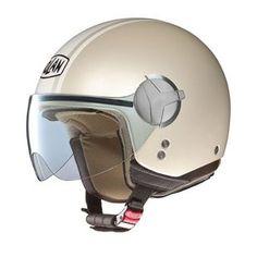 Nolan N20 Caribe Helmet- ivory