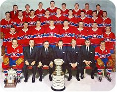 1965 Montreal Canadiens - Stanley Cup Champions