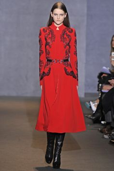 Andrew Gn RTW Fall 2014 - Slideshow - Runway, Fashion Week, Fashion Shows, Reviews and Fashion Images - WWD.com