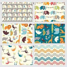 Toddler duvet cover or comforter in Birch by TheJackandJillShop Kids Bedroom, Bedroom Decor, Elephant Bedding, Toddler Duvet, Jungle Room, Shared Bedrooms, Birch, Playroom, Canvas Fabric