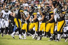 Steelers @ Philadelphia Eagles - Preseason Week 3