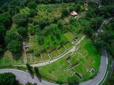 Vacanze a Vetulonia - Dormire sopra gli scavi