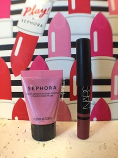 The Play! by Sephora April box was once again filled with the perfect combination of products! | beautiful beakers