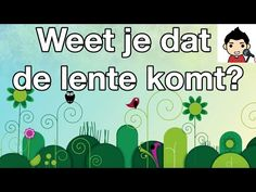 #34 Weet je dat de lente komt - Pasen - YouTube