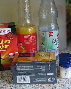 facile et beau - Gusta Getränk bei Magen-Darm-Grippe