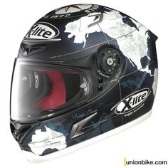 Casco X-lite X-802R Replica Checa Flat Black