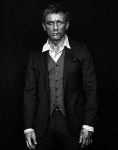 Daniel Craig in The Girl With The Dragon Tattoo. This man is so sexy! Rachel Weisz, Daniel Craig 007, Daniel Day, Christina Perri, Taylor Momsen, James Bond, Audrey Hepburn, Kat Von D, Logan