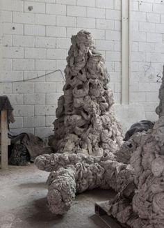 ANISH KAPOOR Concrete room