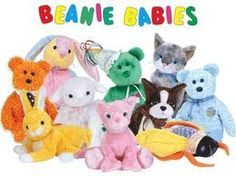 Check out Beanie Babies from Best Toys of the 90s