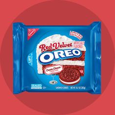 Red Velvet Oreos Are Your Latest Limited Edition Flavor