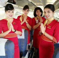 Pramugari Sriwijaya Airlines Cantik Seksi - Cara & Syarat ...