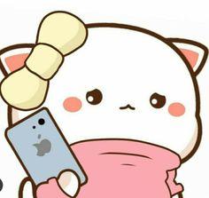 Panda Wallpapers, Cute Cartoon Wallpapers, Cute Anime Cat, Churidar Neck Designs, Angel Wallpaper, Cute Cartoon Images, Disney Princess Drawings, Little Panda, Cute Love Pictures