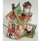 Department 56 Snow Village Halloween with Box, Collectible - Halloween Theme Buildings & Accessories