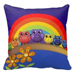 @@@Karri Best price          	Rainbow Owls and Flowers Throw Pillow           	Rainbow Owls and Flowers Throw Pillow so please read the important details before your purchasing anyway here is the best buyDiscount Deals          	Rainbow Owls and Flowers Throw Pillow today easy to Shops & Purchase On...Cleck Hot Deals >>> http://www.zazzle.com/rainbow_owls_and_flowers_throw_pillow-189995337559804727?rf=238627982471231924&zbar=1&tc=terrest