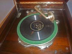 Grafonola Phonograph by Columbia