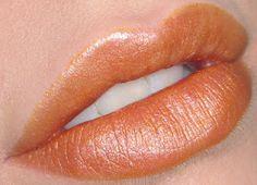 Morgana lipstick - Peach Champagne, love this color. Peach Lipstick, Red Lipsticks, Lip Tips, Lovely Eyes, Kissable Lips, Lip Sync, Bold Lips, Eyelashes, Eyebrows