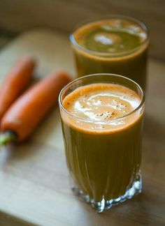 The Natural Antibiotic Juice.  This recipe is great for any conditions, garlic is known the natural antibiotic of nature. Make this juice and protect yourself and your family against diseases!  Ingredients: 1 handful watercress, 2 cups kale, 3 carrots, 1-2 garlic cloves, 1/2 green apple