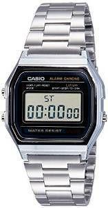 Genuine Casio Watch: Resin $12, Stainless Steel $25, SS Illuminator $25, etc; Seagate 8TB Backup Plus Hub $280 - Posted @ Amazon