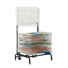 Copernicus Spring Loaded Art Drying Rack at Tomorrows Classroom – tomorrows classroom