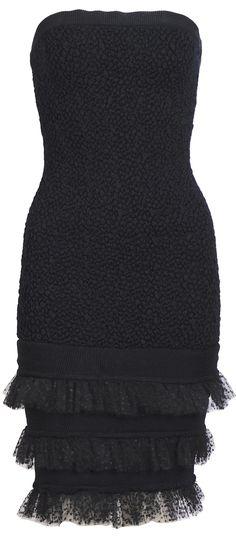 Vintage Black, Yves Saint Laurent, Dresses, Fashion, Vestidos, Moda, Fashion Styles, Dress, Fashion Illustrations