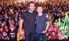 Jake Gyllenhaal Announced He's Marrying Tom Holland Heath Ledger, Jake Gyllenhaal, Actor Tom Holland, Videos No Instagram, Ace Comics, Very Boring, Weekend Is Over, Getting Married, Spiderman