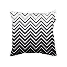 Zig Zag Black & White - Details - Envelop