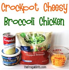 Crockpot Cheesy Broccoli Chicken Recipe! ~ from TheFrugalGirls.com ~ give your ordinary chicken dinner a delicious makeover with this Slow Cooker recipe! #slowcooker #recipes #thefrugalgirls