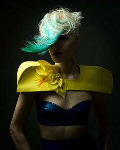 Dimitrios Tsioumas NAHA 2012 Finalist: Hair color