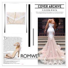"""Romwe 7/IV"" by amina-haskic ❤ liked on Polyvore featuring Balmain"