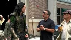 Avengers: Age of Ultron set pics.... An after credit scene perhaps?!?!----LOKI IN AGE OF ULTRON SET PICS!!?!!?!?!!!?! IS THIS THE REAL LIFE??!?!?!?!?!?