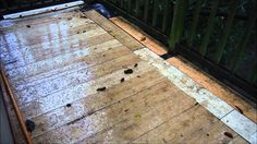The Seattle home inspection company, Property Inspector, LLC, suggest for Proper Deck Surfaces.