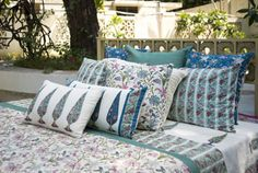 Bedding from Good Eath - India