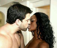 White Men Kissing Ebony Women Videos 84