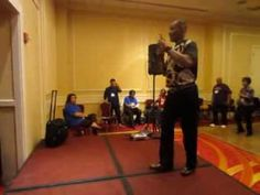 """AJ Dease """"Cleaning Up Your 8 Count"""" 3 of 3 Chicago Style Stepping Workshop UC Star Awards 2014 - YouTube"""
