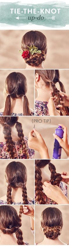 Brides on a budget! This step by step elegant hair tutorial is perfect for any b… Brides on a budget! This step by step elegant hair tutorial is perfect for any bride to be, love how simple and easy this pictorial is. Wedding Hairstyles Tutorial, Simple Wedding Hairstyles, Elegant Hairstyles, Up Hairstyles, Pretty Hairstyles, Hairstyle Tutorials, Simple Braided Hairstyles, Wedding Hairdos, Wedding Braids