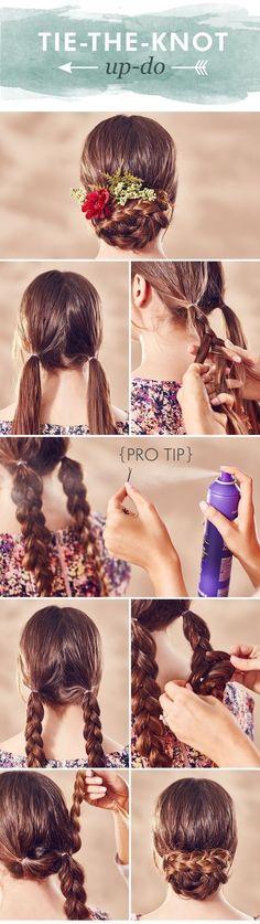 Checa los peinados más bonitos y fáciles para probar esta Primavera. | peinados faciles cabello largo trenzas | peinados recogidos sencillos paso a paso | #peinados #hairstyles