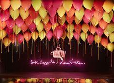 Sofia Coppola et Louis Vuitton investissent les vitrines du Bon Marché Rive Gauche | Glamour