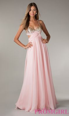 Long Prom Dress Style: FL-P2811 Front Image