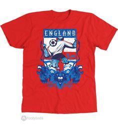 England T-Shirt | Footytees