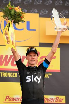 Chris Froome - Sky Pro Cycling Team