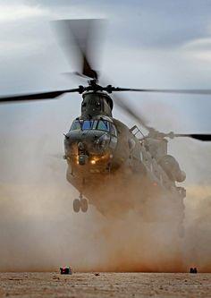 RAF - Chinook HC.4