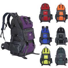 VKTECH Outdoor Backpack - 50L