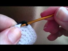 CURSO AMIGURUMIS: CAMBIO DE COLOR - YouTube