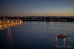 Grant Street Pier and Boat Vancouver, Boat, America, The Originals, Street, Dinghy, Boats, Walkway, Usa