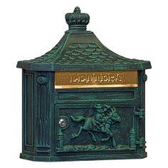 Have to have it. Salsbury Victorian Mailbox - $89.34 @hayneedle