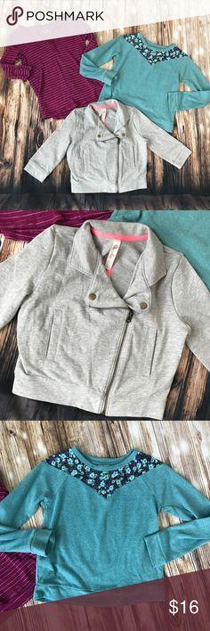 Little Girls Lot 10/12 Mixed Brands In very good shape Cherokee Shirts & Tops