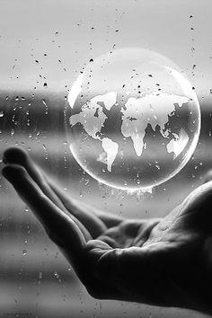 bolle di sapone...un soffio di vita visibile