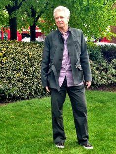 Adam Clayton (U2), Walk In My Shoes press conference, April 30th, 2014 #u2NewsActualite #u2NewsActualitePinterest #AdamClayton #u2 #music #rock #picture #new #news #actualité http://u2yness.tumblr.com/