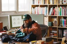 Nixon Faces: Aaron Draplin